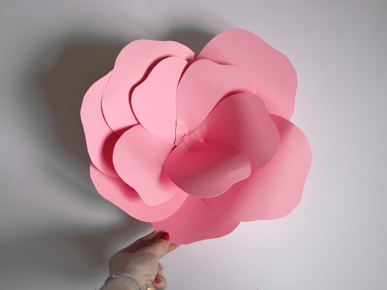 Fabriquer Des Fleurs En Papier Diy Facile A Faire Soi Meme