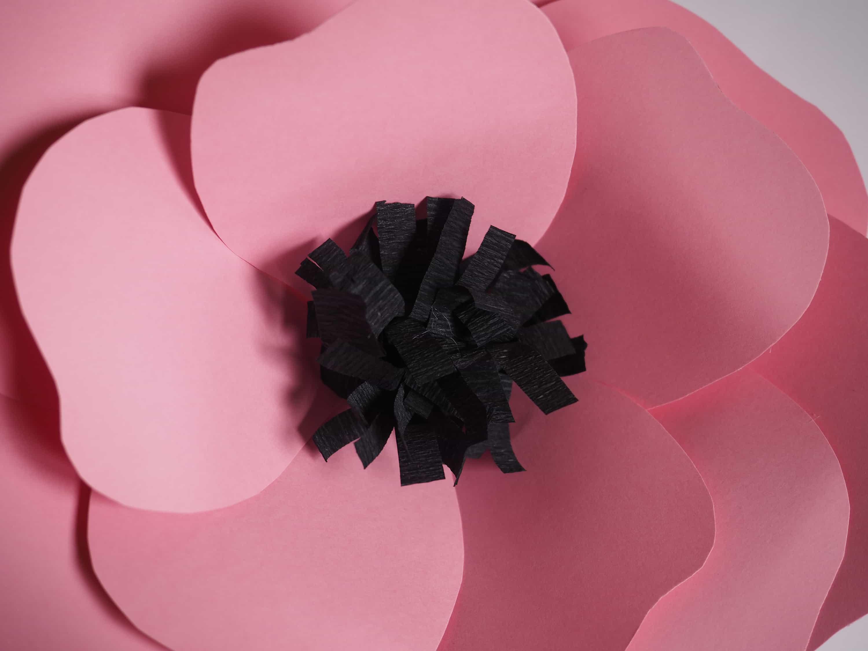 DIY fabriquer des fleurs en papier - Sweet Party Day