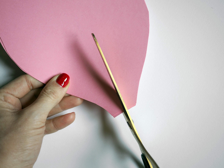 DIY pour fabriquer des fleurs en papier
