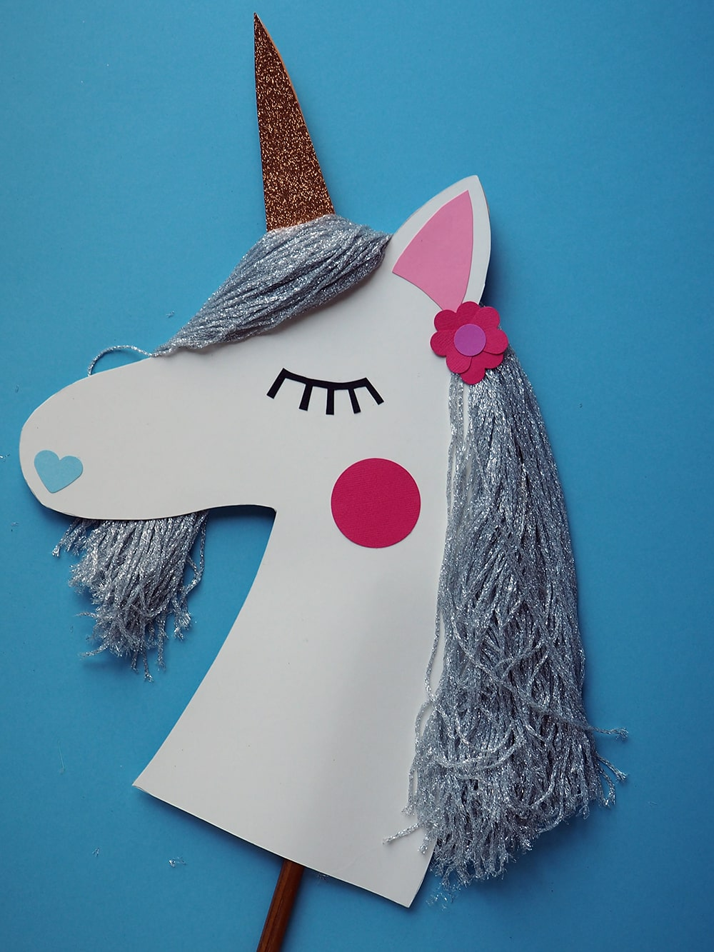 Licorne à chevaucher diy facile Sweet Party Day